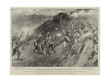 With the General Bindon Blood's Division Giclee Print by Walter Stanley Paget