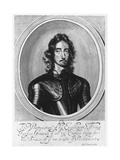 Lord Thomas Fairfax Giclee Print by William Faithorne