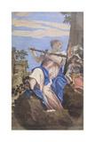 Allegory of Peace Giclée-Druck von  Veronese