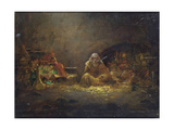 The Alchemist Giclee Print by William A. Breakspeare