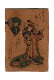 Ogiya Yugiri Giclee Print by Utagawa Toyokuni