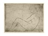 Liegender Akt (Meeresstimmung), 1910 Giclee Print by Wilhelm Lehmbruck