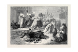 The Scourge of Small Cords, Dispersion of the Vatican Council Giclee Print by Wilhelm Von Kaulbach