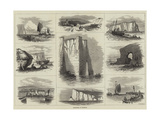 Sketches at Etretat Giclee Print by Walter William May