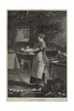 Seasonable Cheer Giclee Print by Valentine Walter Lewis Bromley