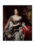 Mary II Giclee Print by Willem Wissing