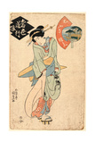 Ofusa Tokubei Giclee Print by Utagawa Toyokuni