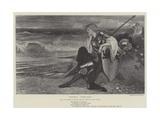 Britomart Giclee Print by Walter Crane