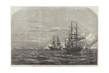 The Bombardment of Odessa Giclee Print by William Adolphus Knell