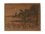 Ukie Momotaro Mukashibanashi No Zu Giclee Print by Utagawa Toyokuni