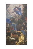 Ascension, C.1585 Giclee Print by  Veronese