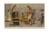 The Last Bit of Scandal Giclee Print by William Frederick Yeames