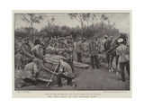 The Red Cross in the German Army Giclee Print by Walter Stanley Paget