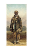 Field Hand Giclee Print by William Aiken Walker