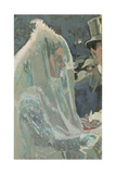 The Wedding Giclee Print by Walter Richard Sickert
