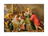 Adoration of the Magi Giclee Print by  Veronese
