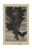 Odin, the Northern God of War Giclee Print by Valentine Cameron Prinsep
