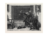 Farewell for Ever, the International Exhibition 1862 Giclee Print by Victor Manzano Y Mejorada