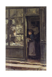 The Laundry Shop, 1885 Giclee Print by Walter Richard Sickert