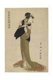 Hamamuraya, C. 1794 Giclee Print by Utagawa Toyokuni