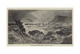 Glen Head, Donegal, Scene of the Late Wrecks Giclee Print by Walter William May