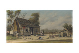 Noontime Break Giclee Print by William Aiken Walker