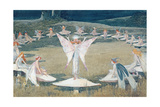 The Fairy Ring Giclee Print by Walter Jenks Morgan