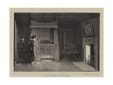 The Visit to the Haunted Chamber Giclee Print by William Frederick Yeames