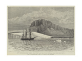 Arctic Exploration, Eira Harbour, Franz Josef Land, the Supposed Winter Quarters of Mr Leigh Smith Giclee Print by Walter William May