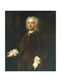 Sir William Wentworth Giclee Print by Willem Verelst