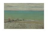 La Plage, Dieppe, C.1885 Giclee Print by Walter Richard Sickert