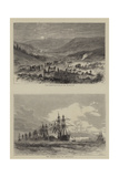Sketches in Germany Giclee Print by Walter William May