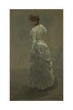 The Grey Dress, 1884 Giclee Print by Walter Richard Sickert