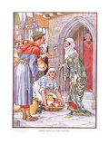 Robin Hood as the Potter, C.1920 Giclee Print by Walter Crane