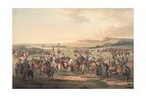 Turkish Cavalry, 1809 Giclee Print by Wilhelm Alexander Kobell
