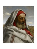 Eliezer of Damascus, 1860 Giclee Print by William Dyce