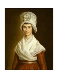 Sarah Mcclean Bolton, 1796 Giclee Print by Walter Robertson