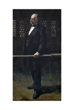 Charles Bradlaugh at the Bar at the House of Commons, C.1892-93 Giclee Print by Walter Richard Sickert