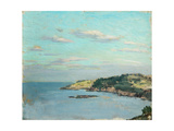 Marine Sketch, 1908 Giclee Print by Willard Leroy Metcalf