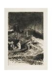 Landscape, 1868 Giclee Print by Victor Hugo
