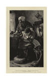Men Must Work Giclee Print by Walter Langley