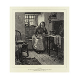 Alone Giclee Print by Walter Langley