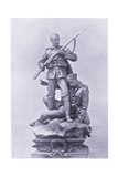Comrades (Statue) Giclee Print by William Hamo Thornycroft