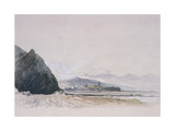 Coast Scene Giclee Print by William Collins