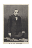 The Late Earl of Beaconsfield, Kg Giclee Print by William Biscombe Gardner
