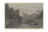 The Bay of Uri, Lake of Lucerne Giclee Print by William C. Smith