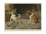 Cause Giclee Print by William Henry Hamilton Trood