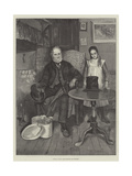 Should Auld Acquaintance Be Forgot Giclee Print by William Henry Charles Groome