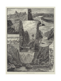Views in the Fiji Islands Giclee Print by William Henry James Boot