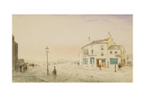 Victoria Road, Bootle Giclee Print by William Gavin Herdman